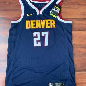 Denver Nuggets Jamal Basketball Jersey - BNWT
